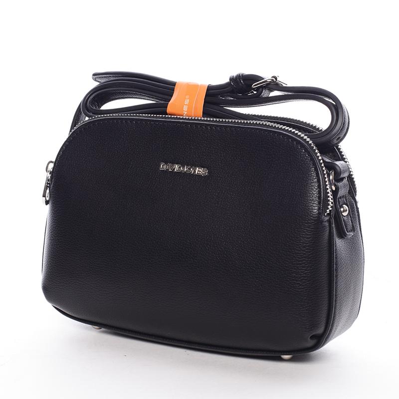 Menší crossbody kabelka Sadie, černá