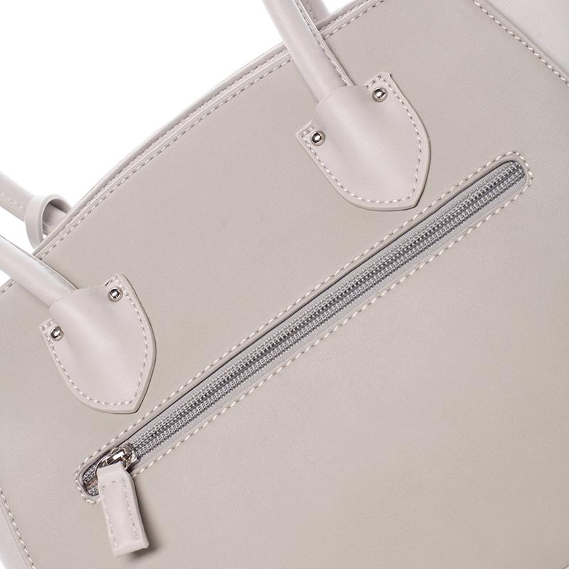 Trendy kabelka do ruky Savanah, šedá