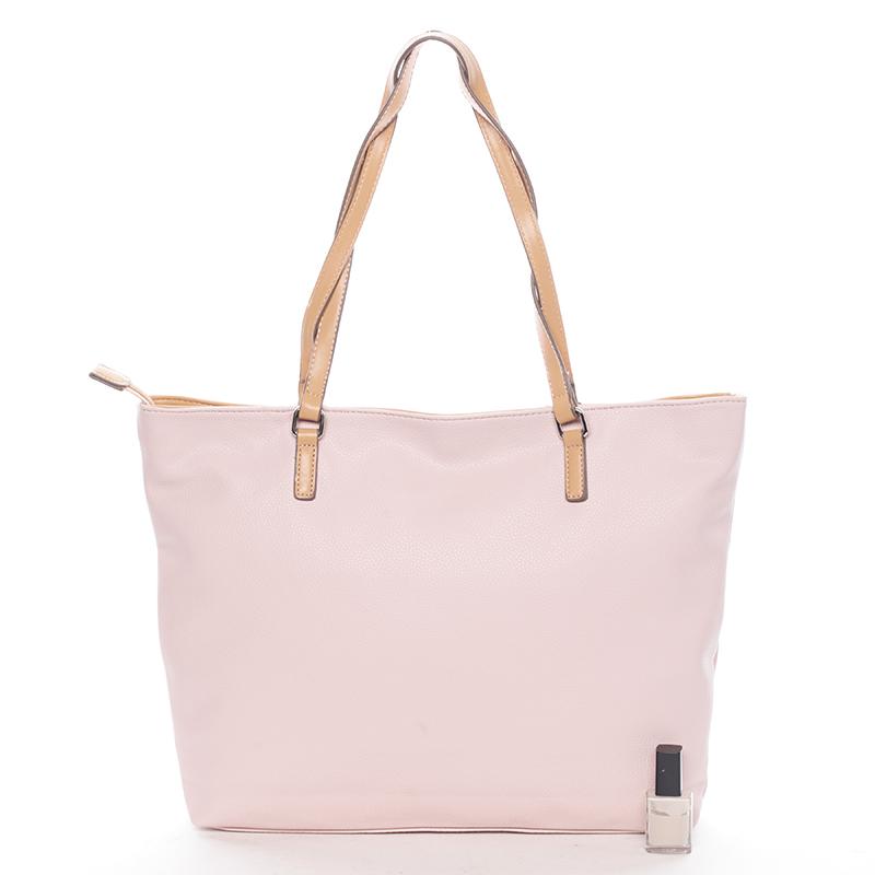 Dámská kabelka přes rameno Isabel, růžová