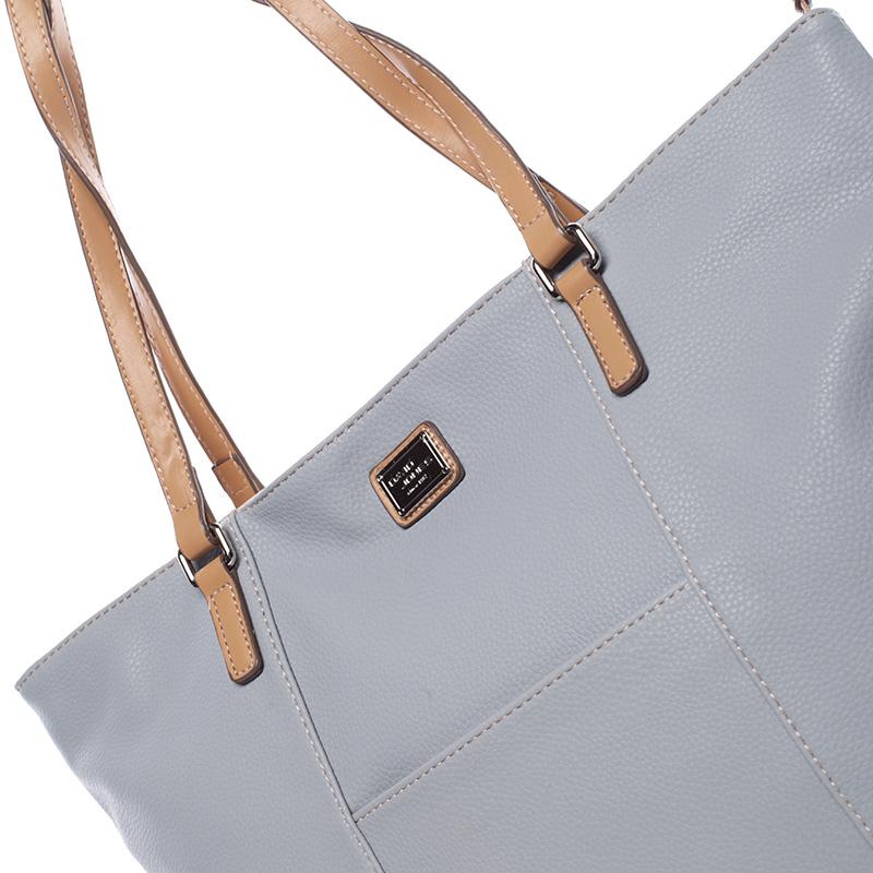 Dámská kabelka přes rameno Isabel, světle modrá