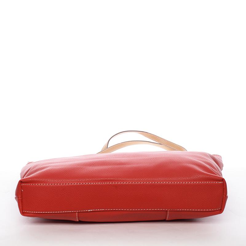 Dámská kabelka přes rameno Isabel, červená