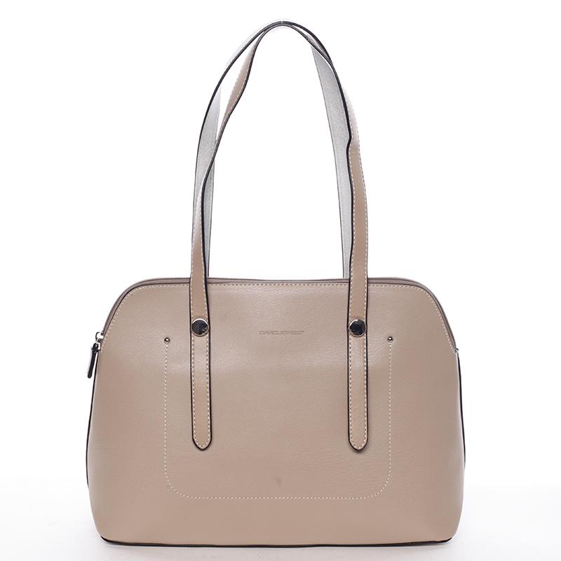 Trendová kabelka přes rameno Paola, camel