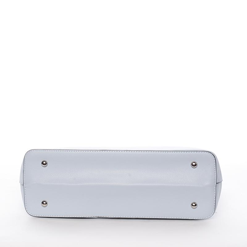 Trendová kabelka přes rameno Paola, světle modrá