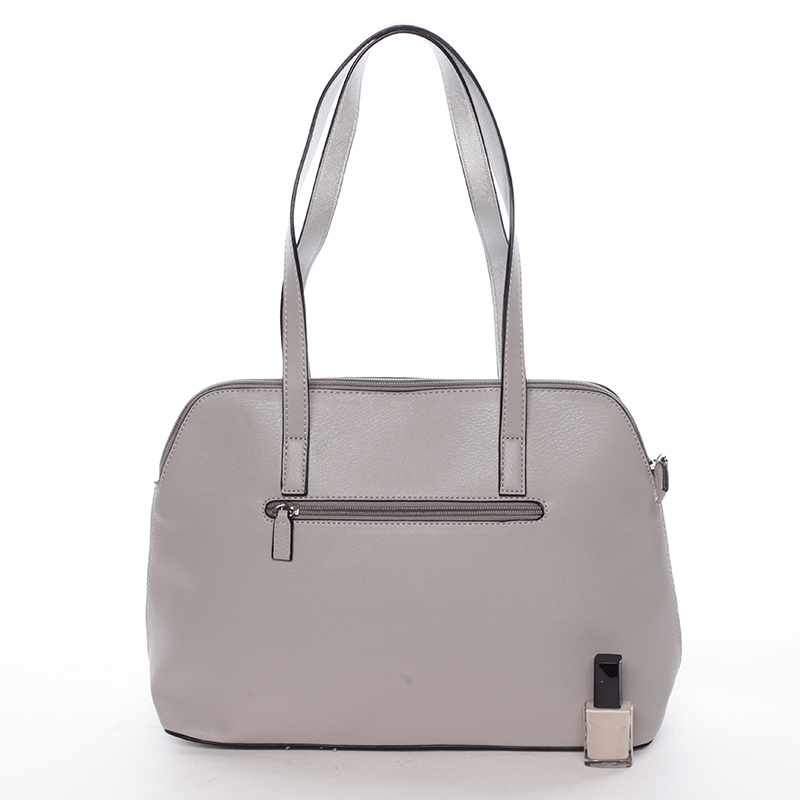 Trendová kabelka přes rameno Paola, šedá