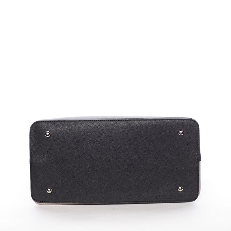 Stylová dámská kabelka Kaela, černá