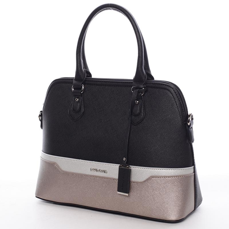 Dámská kabelka do ruky Sade, černá