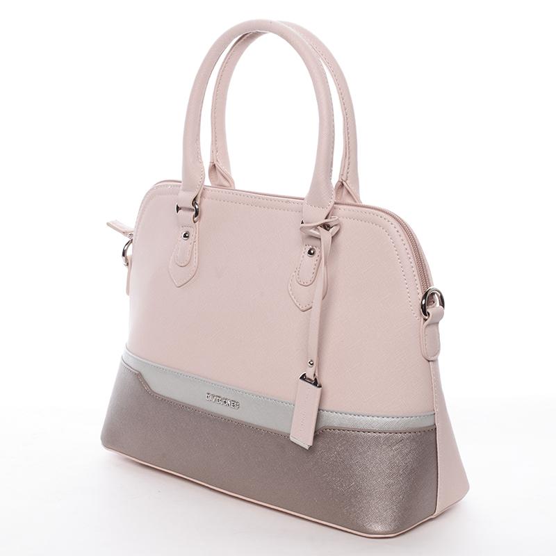 Dámská kabelka do ruky Sade, růžová