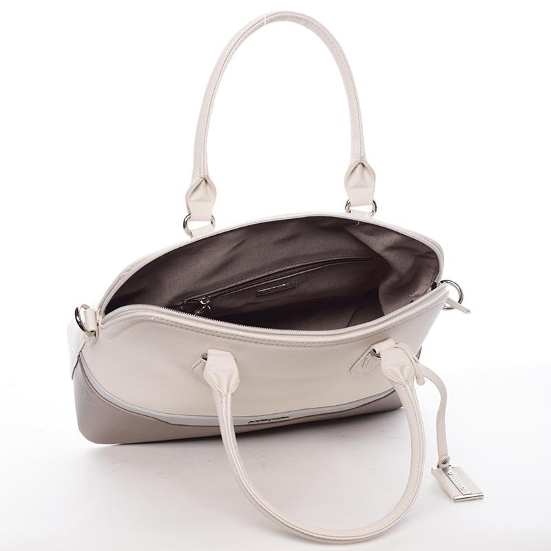 Dámská kabelka do ruky Sade, béžová
