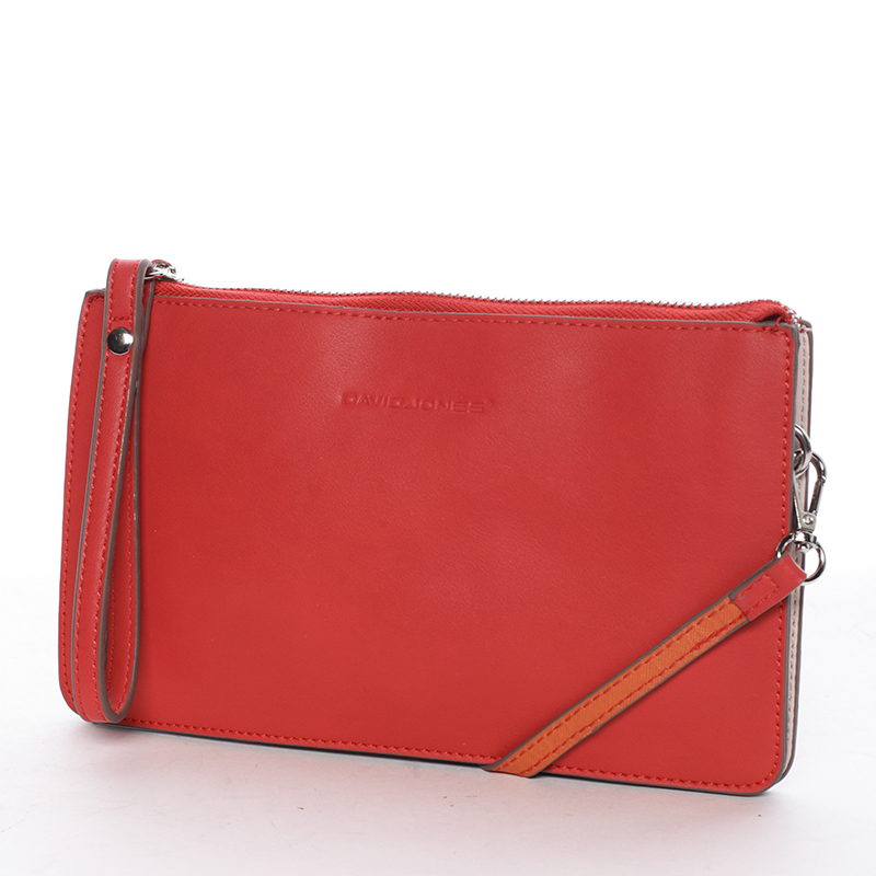 Crossbody kabelka Dania, červená
