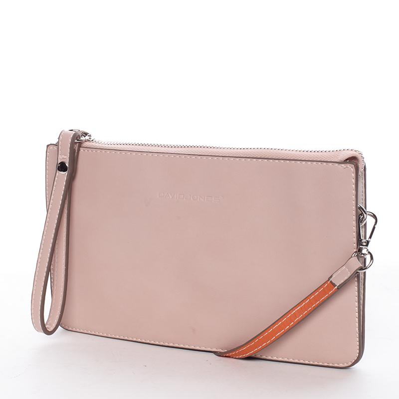 Crossbody kabelka Dania, světle růžová