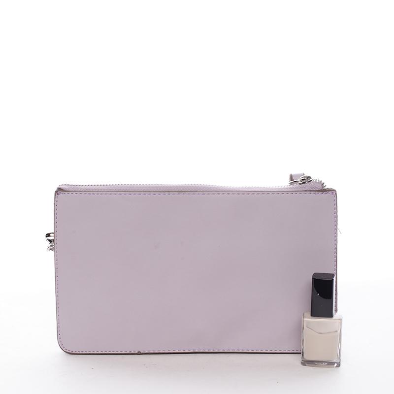 Crossbody kabelka Dania, světle fialová