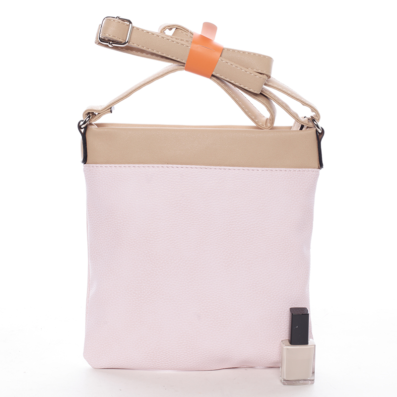 Crossbody kabelka Macy, růžová