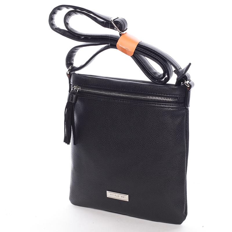 Crossbody kabelka Macy, černá
