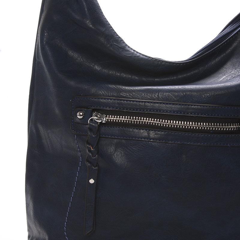 Trendy crossbody kabelka Damaris, černá