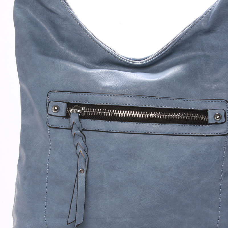 Trendy crossbody kabelka Damaris, modrá