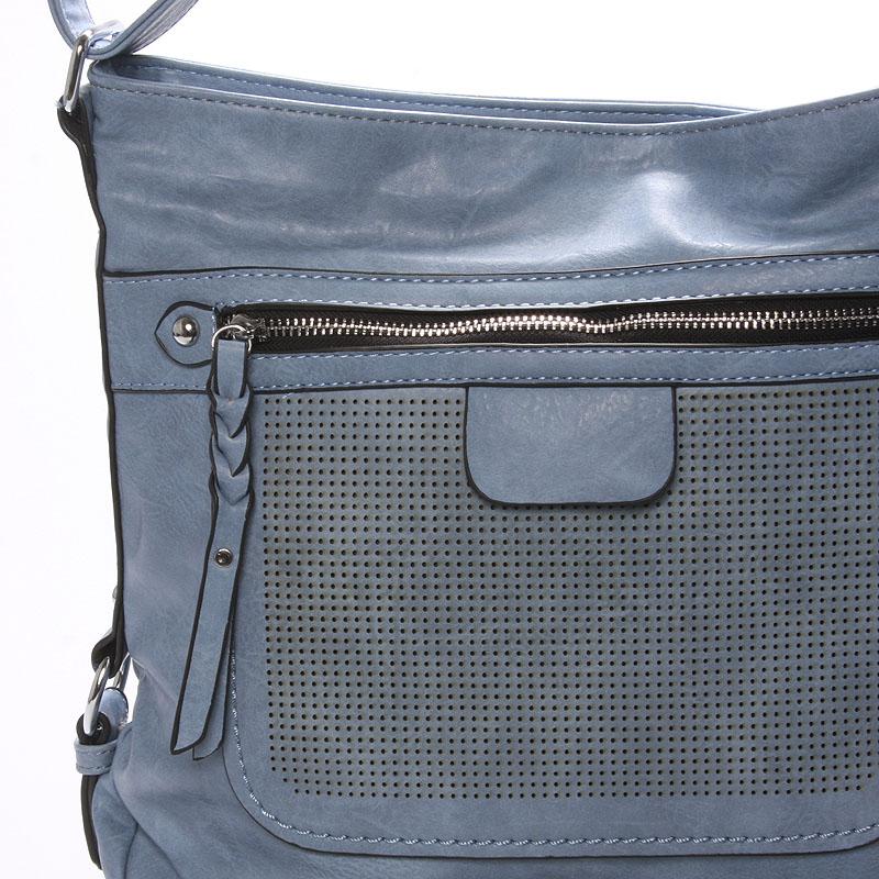 Crossbody kabelka Monserrat, modrá