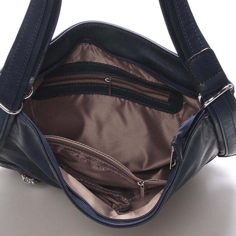 Trendy crossbody kabelka Mina, černá
