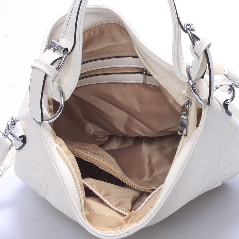 Dámská crossbody kabelka Crystal, béžová