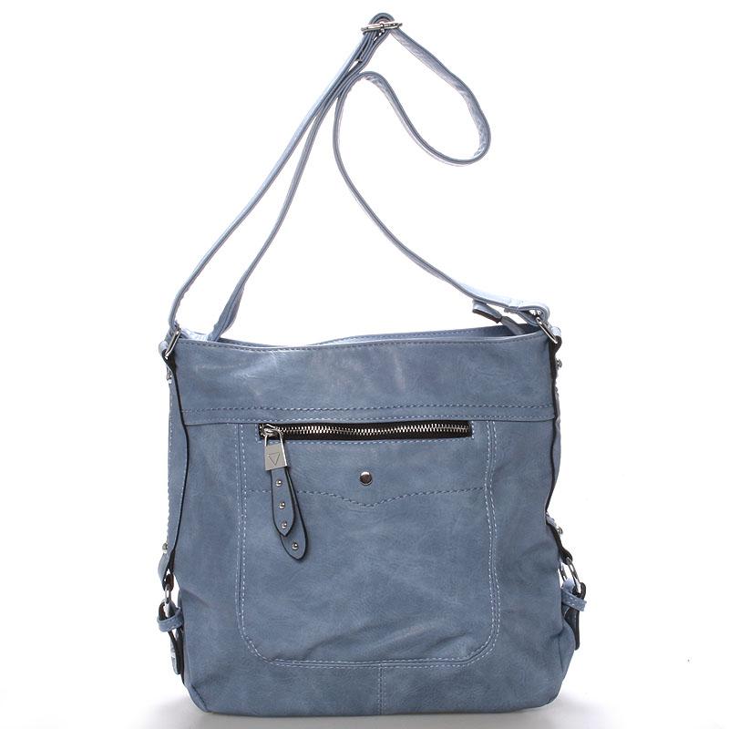 Crossbody kabelka Karli, modrá