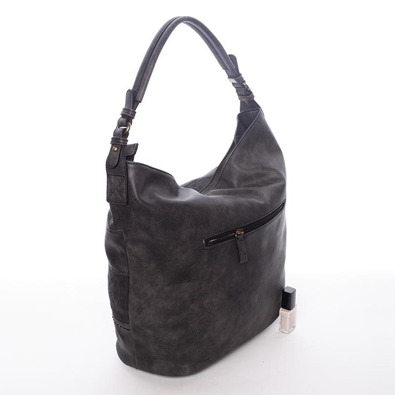 Dámská kabelka přes rameno Kaelyn, černá