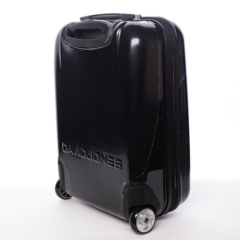 Cestovní kufr Global, DAVID JONES velikost I, 2 kolečka
