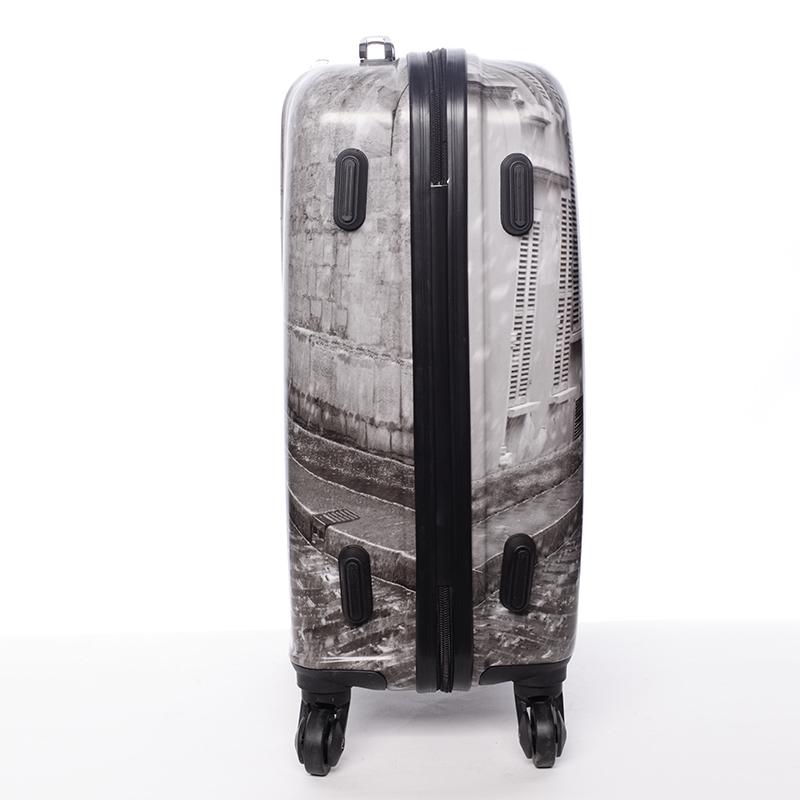 Cestovní kufr PARIS, velikost III, 4 kolečka