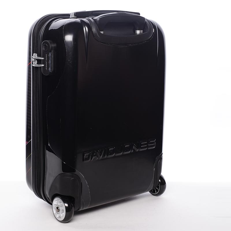 Cestovní kufr Global, DAVID JONES velikost III, 2 kolečka