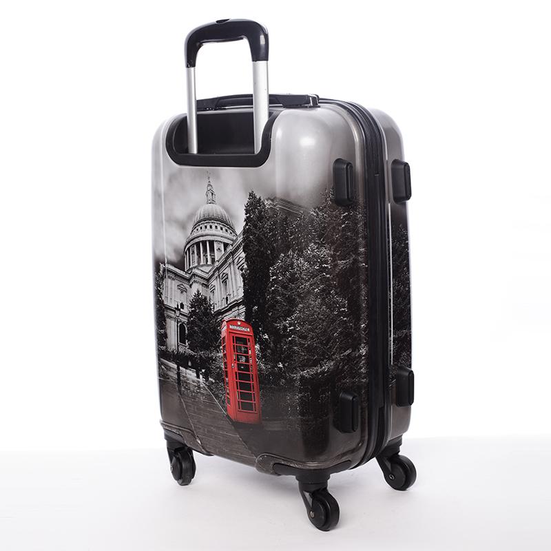 Cestovní kufr WASHINGTON, velikost III, 4 kolečka