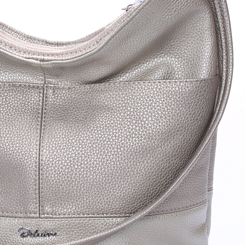 Okouzlující kabelka Salma, zlatá