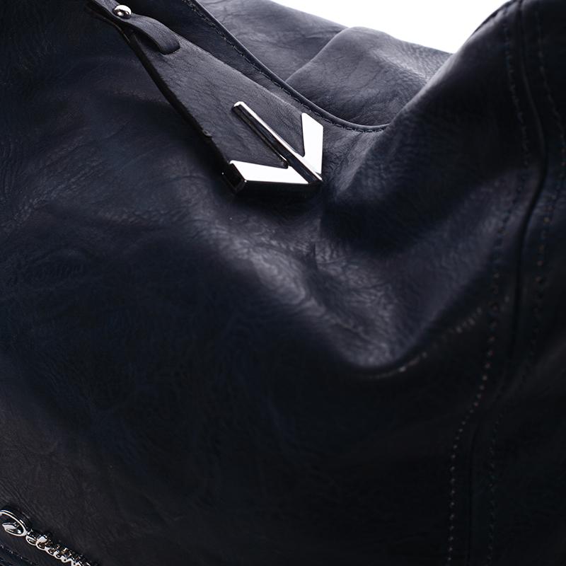Dámská kabelka přes rameno Leanne, modrá