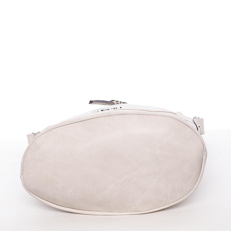 Dámská kabelka přes rameno  Delami Hazel, béžová