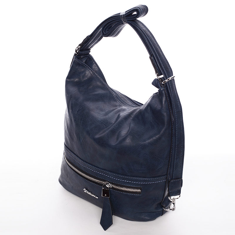 Trendy crossbody kabelka Delami Mina, modrá