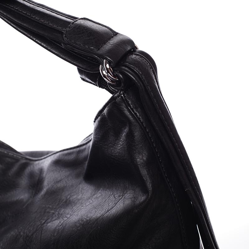 Trendy crossbody kabelka Delami Mina, černá