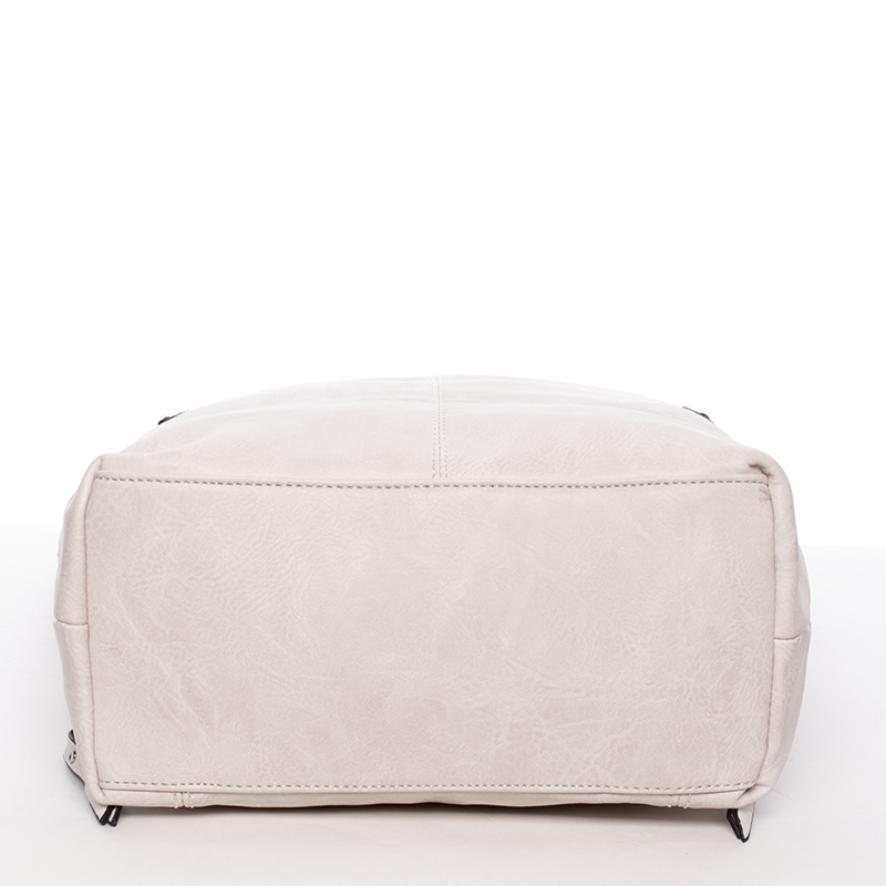Trendová kabelka přes rameno Delami Kendal, béžová