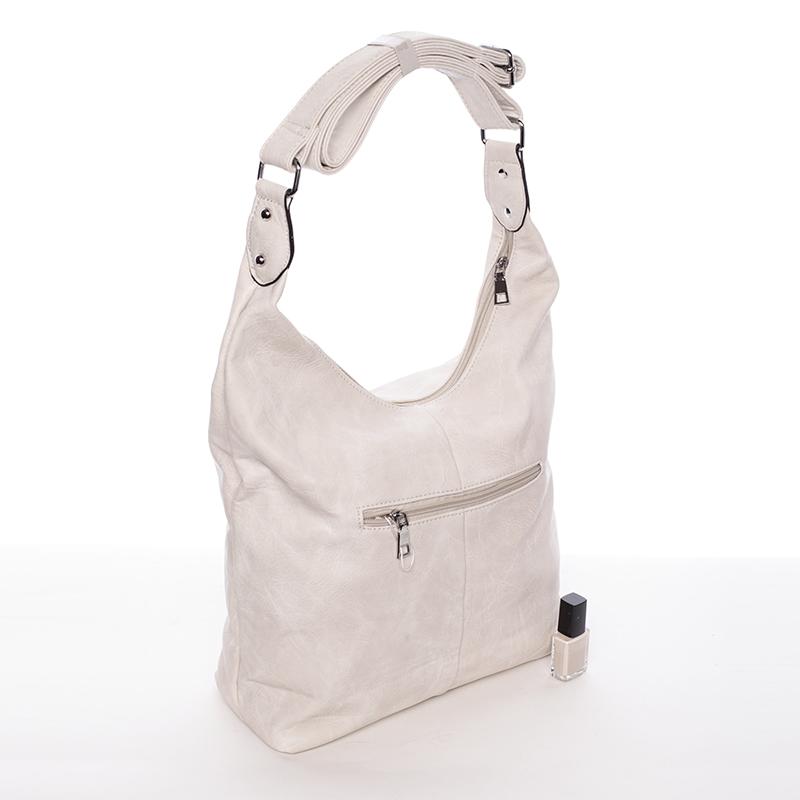 Dámská trendy kabelka přes rameno Delami Reese, béžová