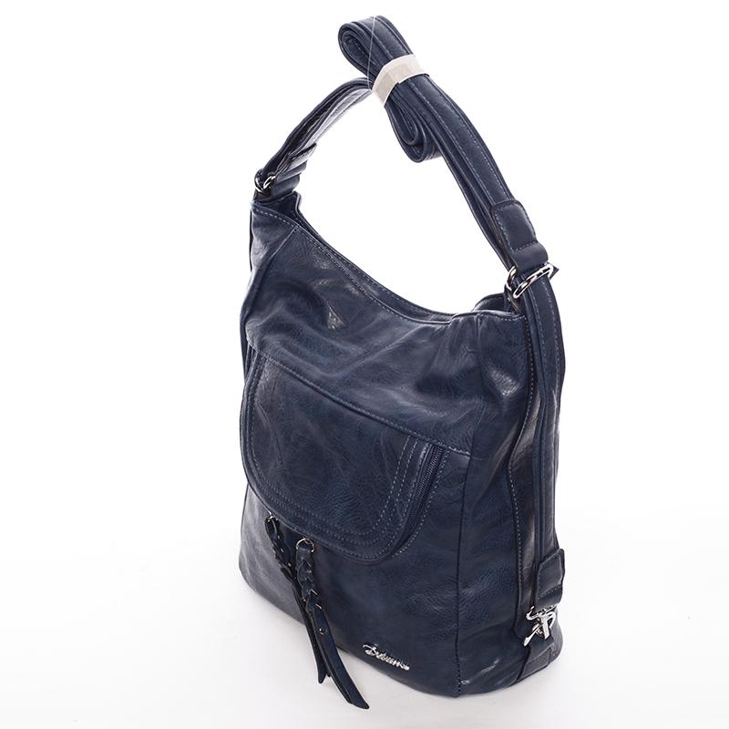 Dámská crossbody kabelka Delami Sasha, modrá
