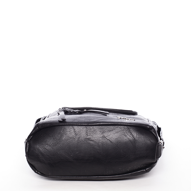 Dámská crossbody kabelka Delami Sasha, černá