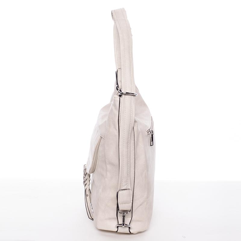 Dámská crossbody kabelka Delami Sasha, béžová