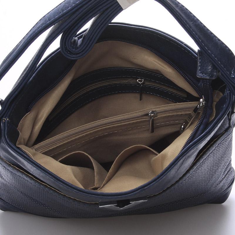 Crossbody kabelka Hannah, tmavě modrá