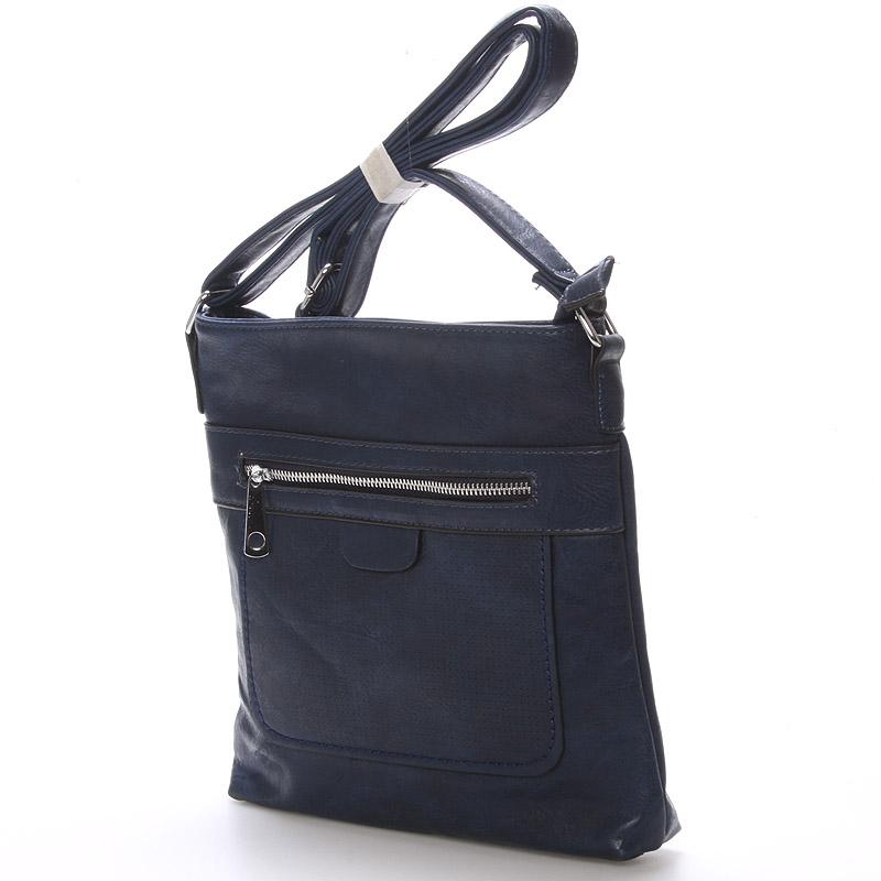 Crossbody kabelka Kirsty, tmavě modrá