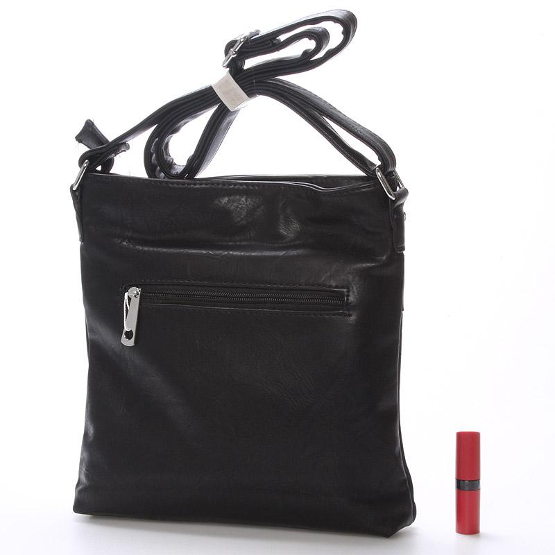 Crossbody kabelka Kirsty, černá