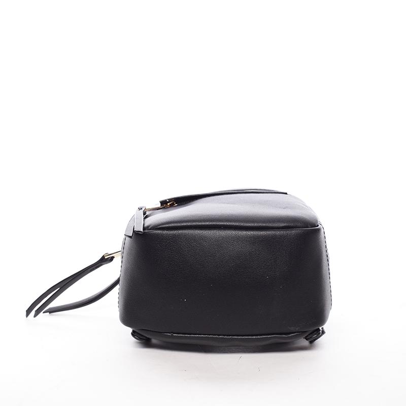 Módní batůžek Rose, černý
