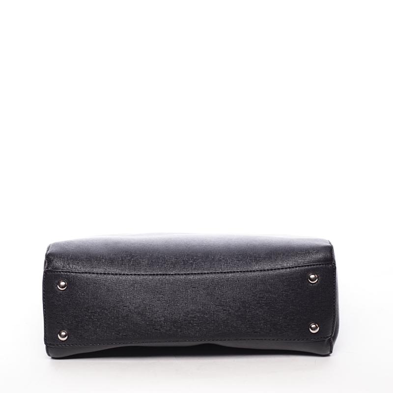 Trendy dámská kabelka Aurora, černá