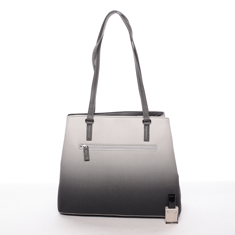 Stylová kabelka přes rameno Déborah, černá