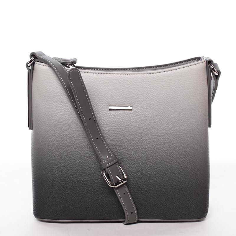 Elegantní dámská kabelka přes rameno Zora, černá