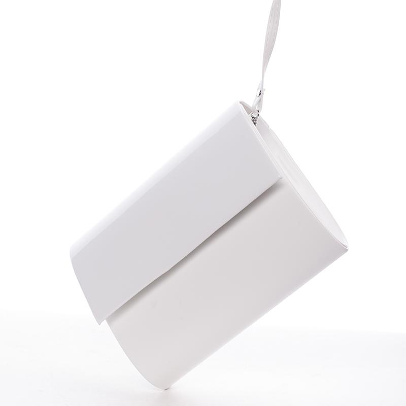 Elegantní psaníčko Segunda, bílé