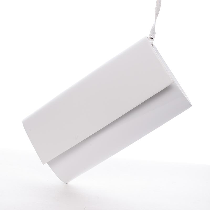 Stylové psaníčko Perla, lakované bílé