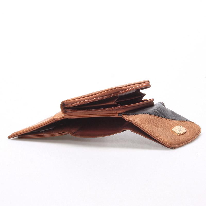 Dámská peněženka Daisy, hnědá