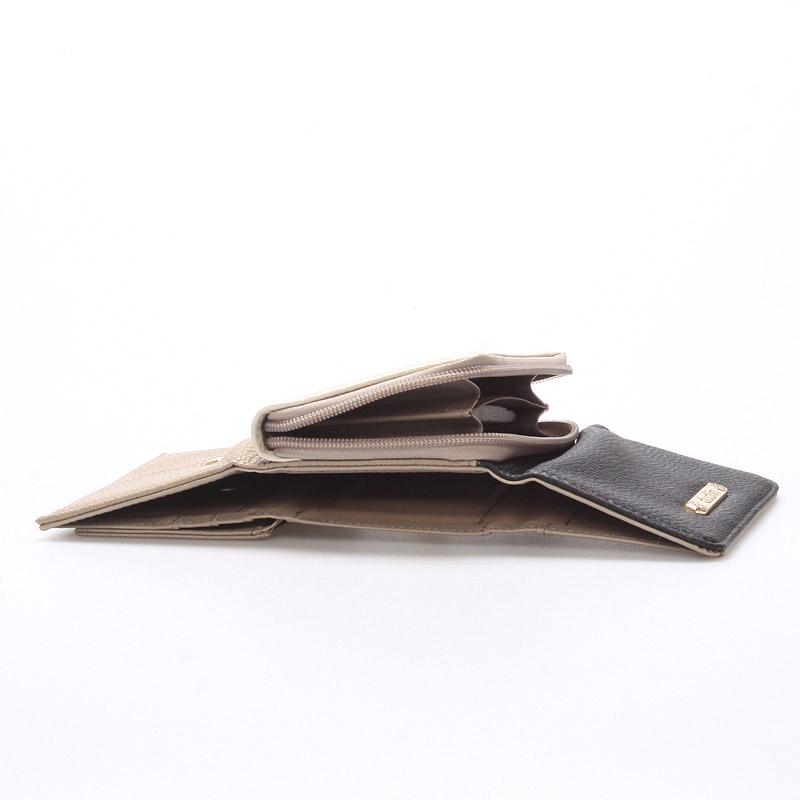 Dámská peněženka Charlie, oříšková