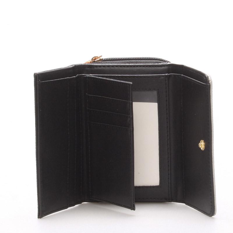 Dámská peněženka Charlie, černá